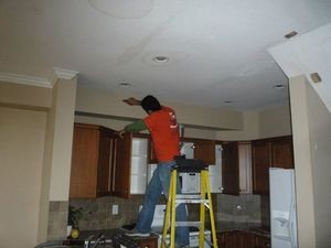 Water Damage Arvada Restoration Ceiling Repair